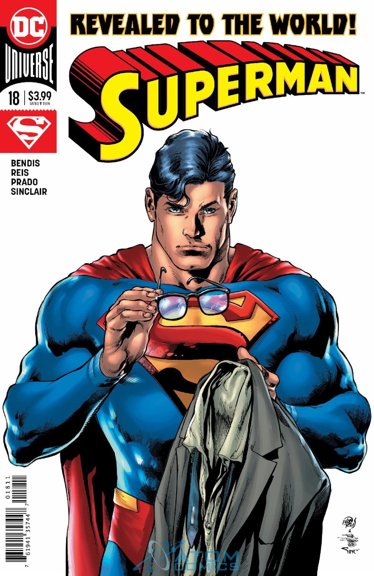 SUPERMAN #18 - ATOM Comics