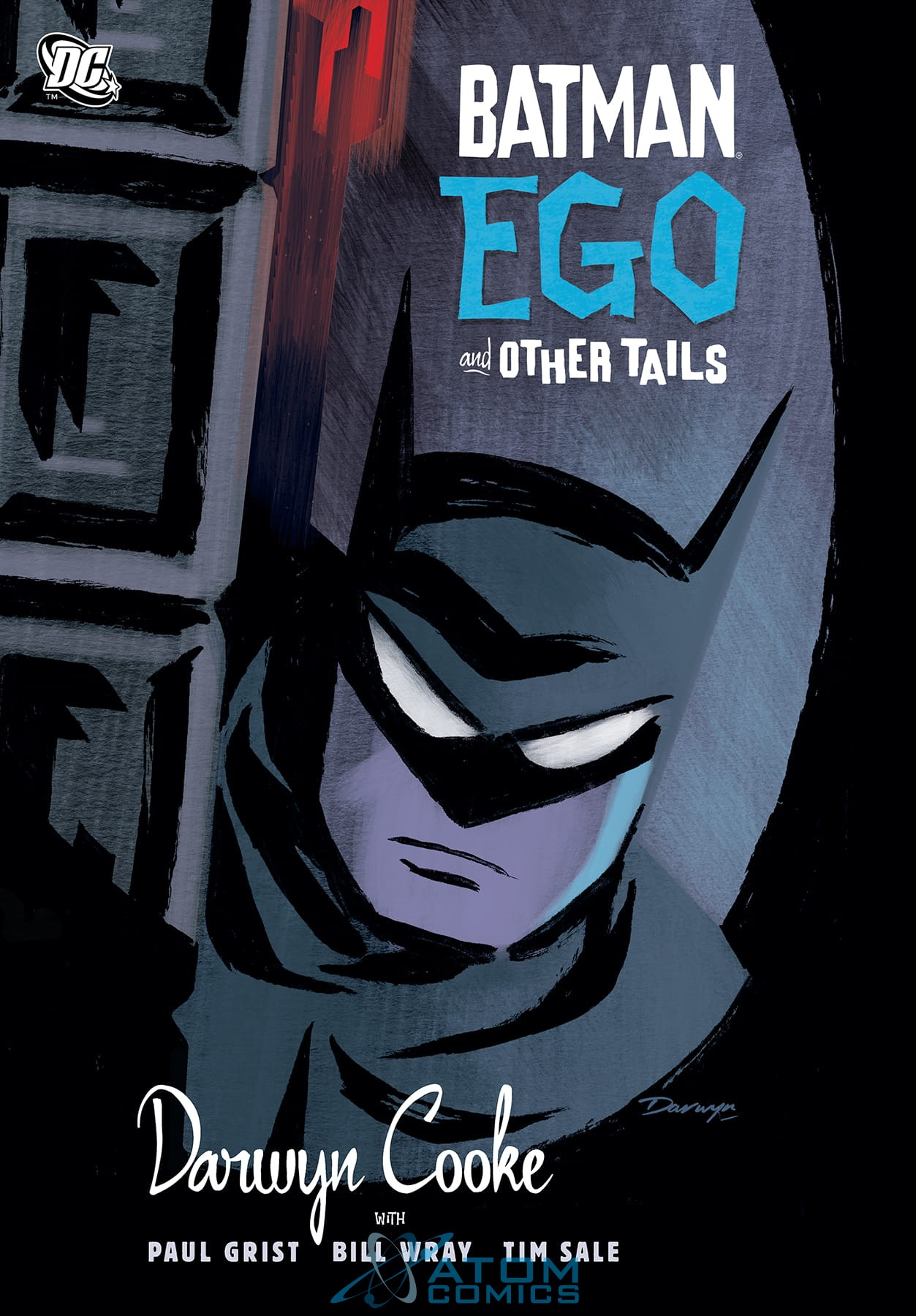Ego and Other Tails Batman