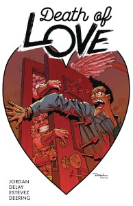 DEATH OF LOVE #3 (OF 5)