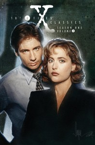 X-FILES CLASSICS SEASON ONE HC VOL 02