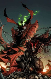 SPAWN #307 CVR D VIRGIN TAN & MCFARLANE