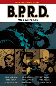 BPRD TP VOL 12 WAR ON FROGS