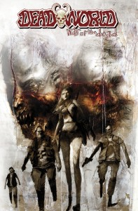 DEADWORLD WAR OF THE DEAD TP