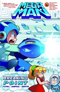 MEGA MAN TP VOL 06 BREAKING POINT