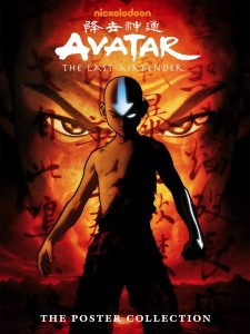 AVATAR LAST AIRBENDER TP POSTER COLLECTION