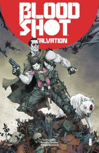 BLOODSHOT SALVATION #8 CVR A ROCAFORT