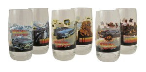 BACK TO THE FUTURE 2 TUMBLER