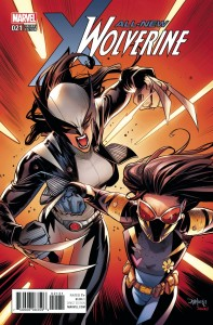 ALL NEW WOLVERINE #21 MORA VAR