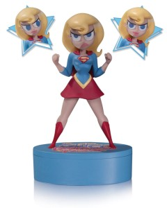 SUPER BEST FRIENDS FOREVER SUPERGIRL SUPER SECRET STORAGE BOX