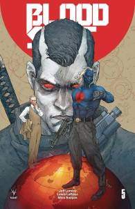 BLOODSHOT SALVATION #5 CVR A ROCAFORT
