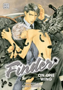 FINDER DELUXE ED GN VOL 03 ON ONE WING