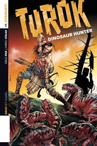 TUROK DINOSAUR HUNTER #1