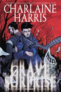 CHARLAINE HARRIS GRAVE SURPRISE HC