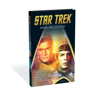 STAR TREK GN COLLECTION #2 CITY ON THE EDGE OF FOREVER HC