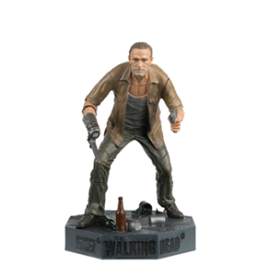 WALKING DEAD FIG MAG #6 MERLE
