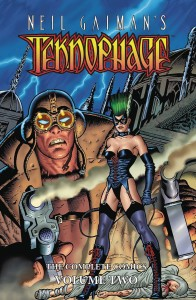 NEIL GAIMANS TEKNOPHAGE HC VOL 02