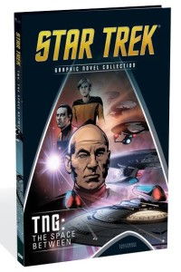 STAR TREK GN COLLECTION #5 TNG THE SPACE BETWEEN HC