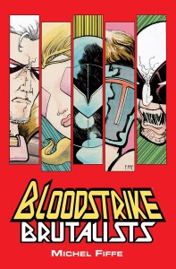 BLOODSTRIKE BRUTALISTS TP