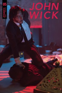 JOHN WICK #5 (OF 5) CVR C PHOTO