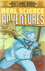 ATOMIC ROBO REAL SCIENCE ADV TP VOL 01