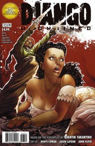 DJANGO UNCHAINED #3 (OF 7) MARCH VAR ED