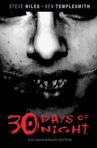 30 DAYS OF NIGHT 15TH ANNIVERSARY ED TP DIRECT MARKET EXC
