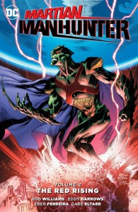MARTIAN MANHUNTER TP VOL 02 THE RED RISING
