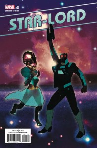 STAR-LORD #3 IRVING VAR (VF)