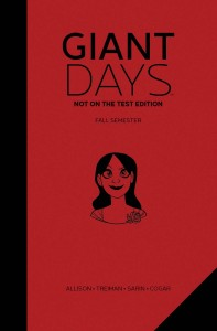 GIANT DAYS NOT ON THE TEST EDITION HC VOL 01