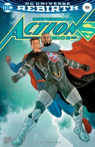 ACTION COMICS #984 VAR ED