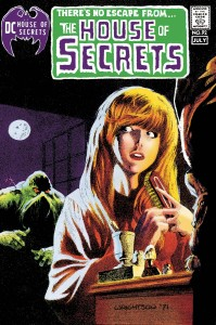 HOUSE OF SECRETS THE BRONZE AGE OMNIBUS HC 01