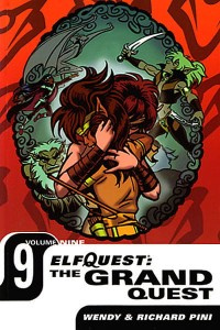 ELFQUEST THE GRAND QUEST TP VOL 09