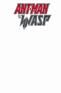 ANT-MAN AND THE WASP #1 (OF 5) BLANK VAR