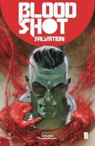 BLOODSHOT SALVATION #10 (NEW ARC) CVR B GUEDES