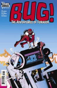 BUG THE ADVENTURES OF FORAGER #1 (OF 6) POPE VAR ED