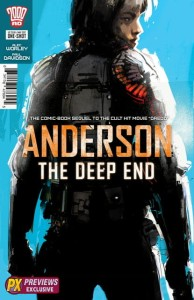 ANDERSON DEEP END ONE SHOT UK EXC JOCK