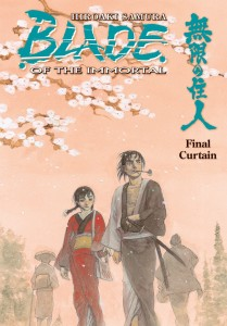 BLADE OF THE IMMORTAL TP 31 FINAL CURTAIN
