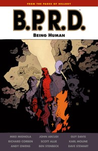 BPRD BEING HUMAN TP