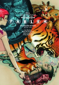 FABLES DELUXE EDITION HC VOL 01