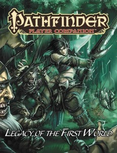 PATHFINDER PLAYER COMPANION LEGACY FIRST WORLD