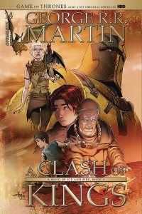 GAME OF THRONES CLASH OF KINGS #15 CVR B RUBI