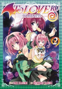 TO LOVE RU DARKNESS GN VOL 02