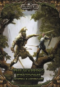 DARK EYE WARRING KINGDOMS NOSTRIA ANDERGAST HC