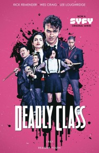 DEADLY CLASS TP VOL 01 MEDIA TIE-IN ED