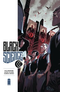 BLACK SCIENCE #41 CVR A SCALERA