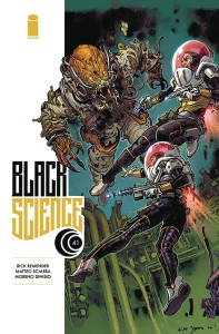 BLACK SCIENCE #41 CVR B GI