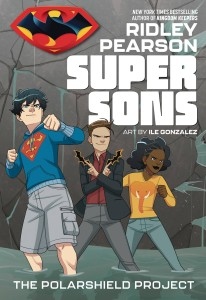 SUPER SONS 01 THE POLAR SHIELD PROJECT TP DC ZOOM