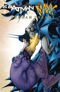 BATMAN THE MAXX ARKHAM DREAMS #5 (OF 5) CVR A KIETH
