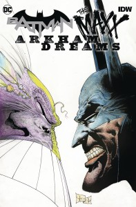 BATMAN THE MAXX ARKHAM DREAMS HC