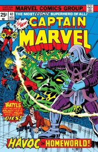 TRUE BELIEVERS CAPTAIN MARVEL VS RONAN #1